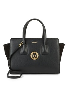 Valentino by Mario Valentino Kiria Leather Satchel