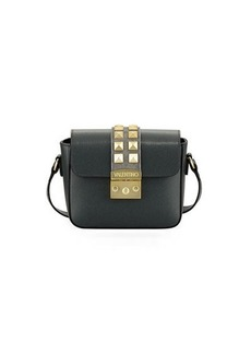 Valentino By Mario Valentino Lalie Leather Shoulder Bag