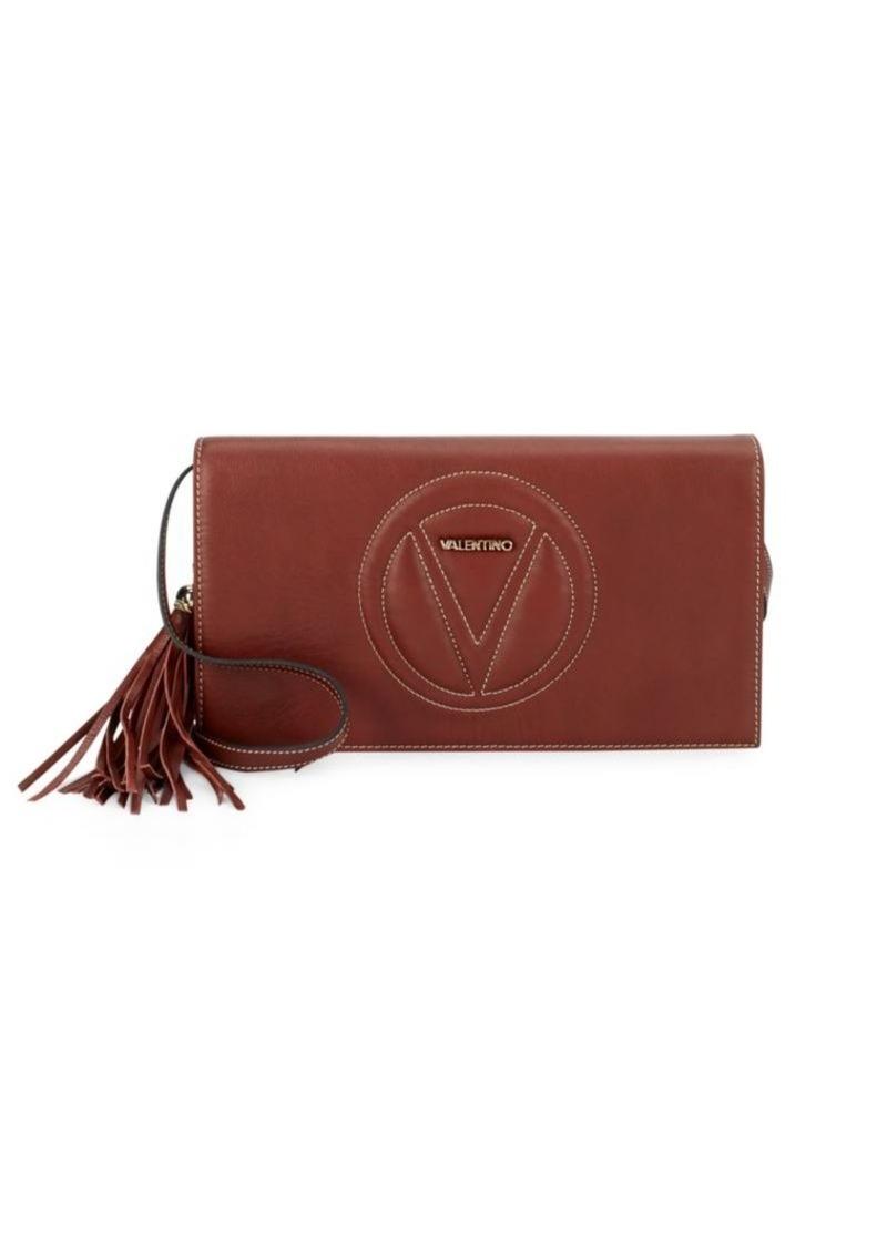 Valentino by Mario Valentino Lena Leather Crossbody Bag