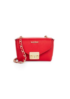 Valentino by Mario Valentino Lola Doll Leather Clutch