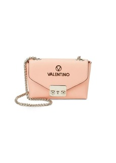 Valentino by Mario Valentino Lola Leather Shoulder Bag