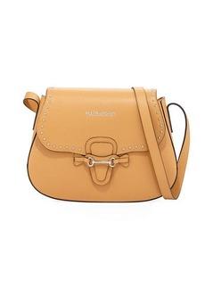 Valentino By Mario Valentino Lucy Leather Crossbody Bag