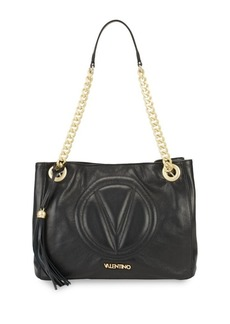 Valentino by Mario Valentino Luisa 2 Leather Shoulder Bag