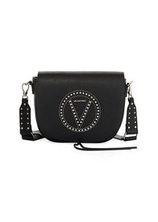 Valentino By Mario Valentino Maelle Dollaro Leather Crossbody Bag