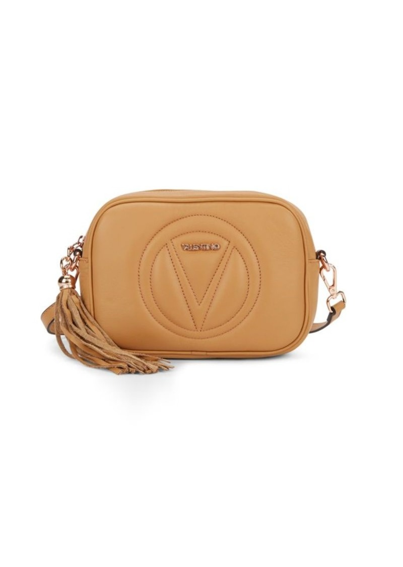 Valentino by Mario Valentino Mia Leather Crossbody Bag