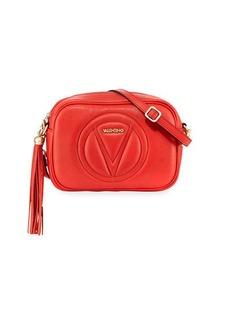 Valentino By Mario Valentino Mia Sauvage Tassel Crossbody Bag