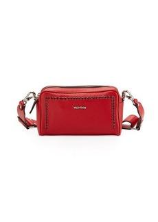 Valentino By Mario Valentino Mila Preciosa Dollar Crystal Crossbody Bag