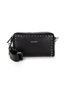 Valentino Mila Studded Leather Crossbody Bag