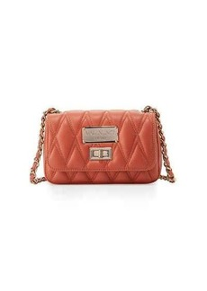 Valentino By Mario Valentino Noelle Quilted Leather Crossbody Bag