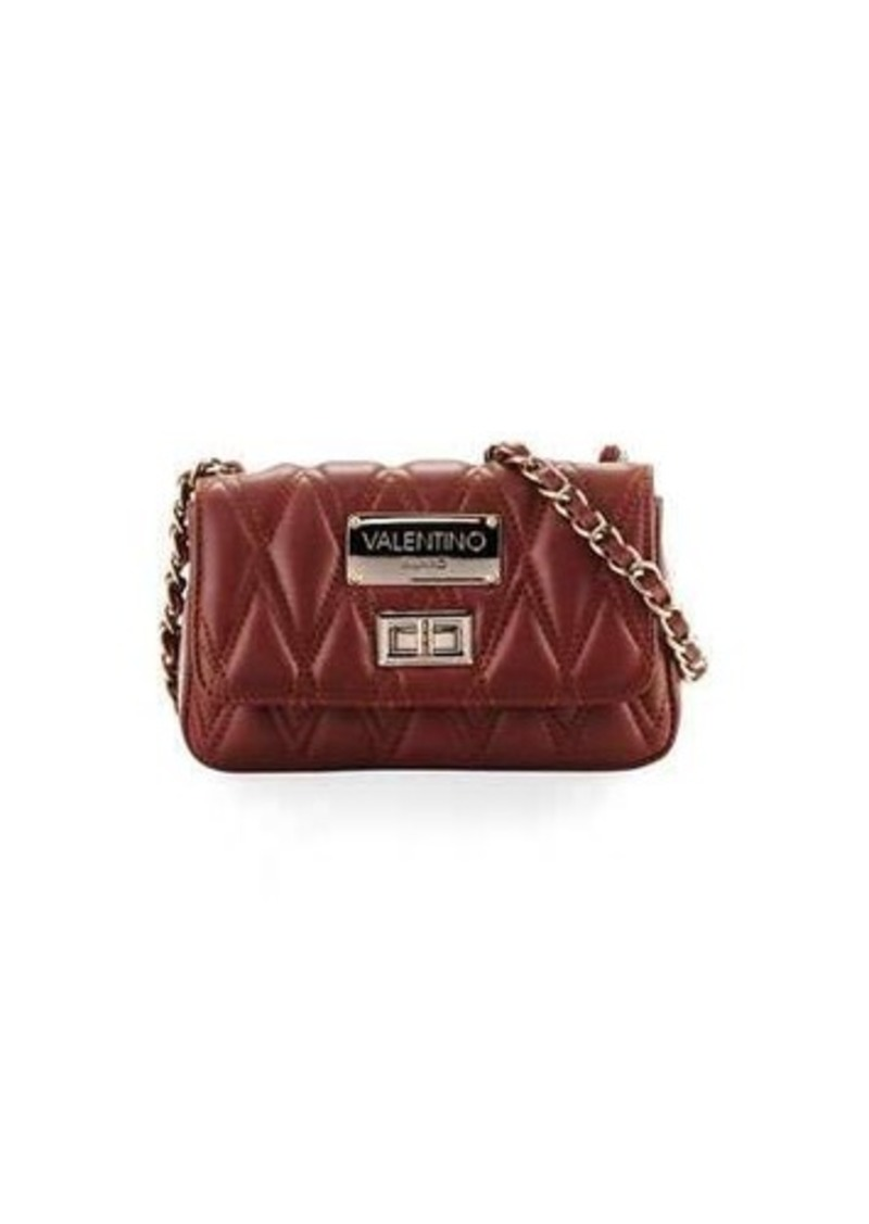 Valentino By Mario Noelle Quilted Leather Crossbody Bag