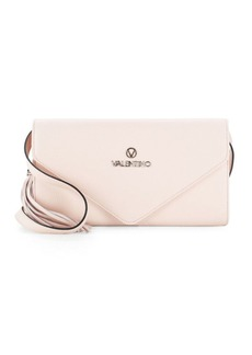 Valentino by Mario Valentino Odette Dollaro Convertible Leather Envelope Clutch