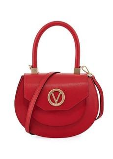 Valentino By Mario Valentino Olivia Palmellato Leather Satchel Bag