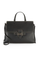 Valentino by Mario Valentino Olympia Leather Top Handle Satchel