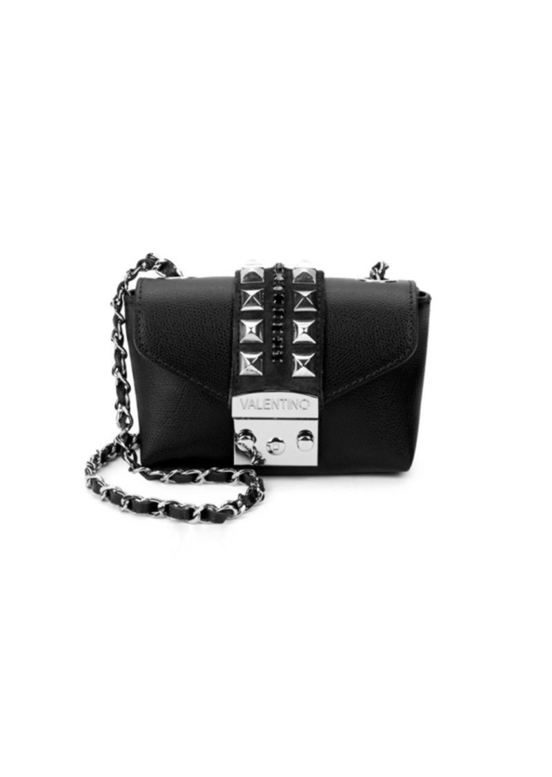 ba2cebf97e3 Valentino by Mario Valentino Paulette Leather Shoulder Bag | Handbags