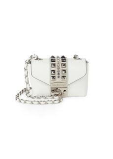 Valentino Paulette Leather Shoulder Bag