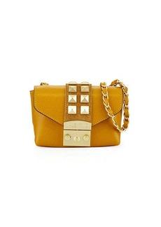 Valentino By Mario Valentino Paulette Rockstud Mini Shoulder Bag