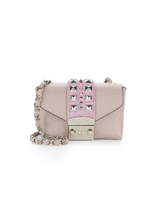 Valentino by Mario Valentino Paulte Leather Convertible Clutch