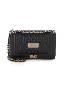 Valentino by Mario Valentino Alice Rectangular Quilted Clutch