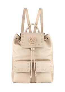 Valentino By Mario Valentino Simeon Studded Backpack