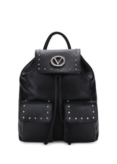 Valentino by Mario Valentino Simon Studded Leather Backpack