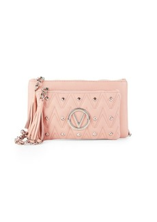 Valentino Studded Two-Pouch Crossbody Bag