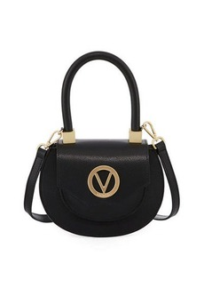 Valentino By Mario Valentino Talia Palmellato Leather Satchel Bag