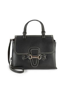 Valentino by Mario Valentino Diane Textured Crossbody Bag
