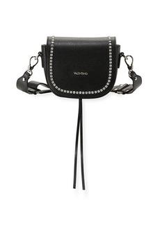 Valentino By Mario Valentino Thea Rock Dollar Stud Crossbody Bag