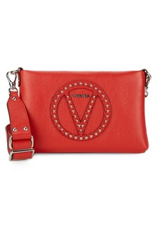 Valentino by Mario Valentino Vanile Studded Leather Crossbody Bag