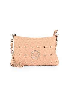 Valentino Vaniled Studded Leather Shoulder Bag