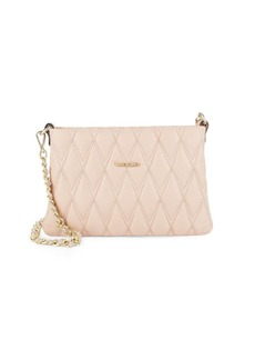 Valentino by Mario Valentino Vanille D Quilted Leather Shoulder Bag