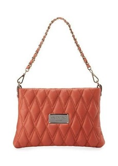 Valentino By Mario Valentino Vanille Quilted Leather Shoulder Bag
