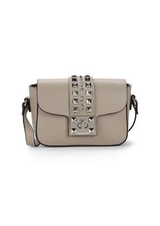 Valentino by Mario Valentino Yasmin Studded Crossbody Bag