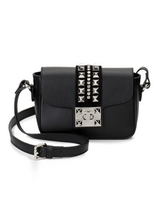 Valentino by Mario Valentino Yasmine Leather Shoulder Bag