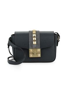 Valentino by Mario Valentino Yasmine Leather Shoulder Bag