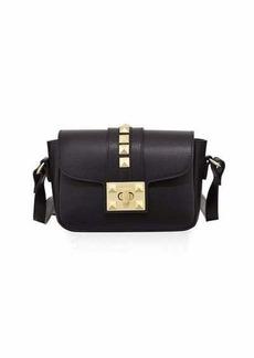 Valentino By Mario Valentino Yasmine Palmellato Leather Crossbody Bag