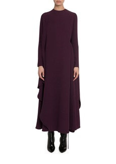Valentino Cady Couture Draped Dress