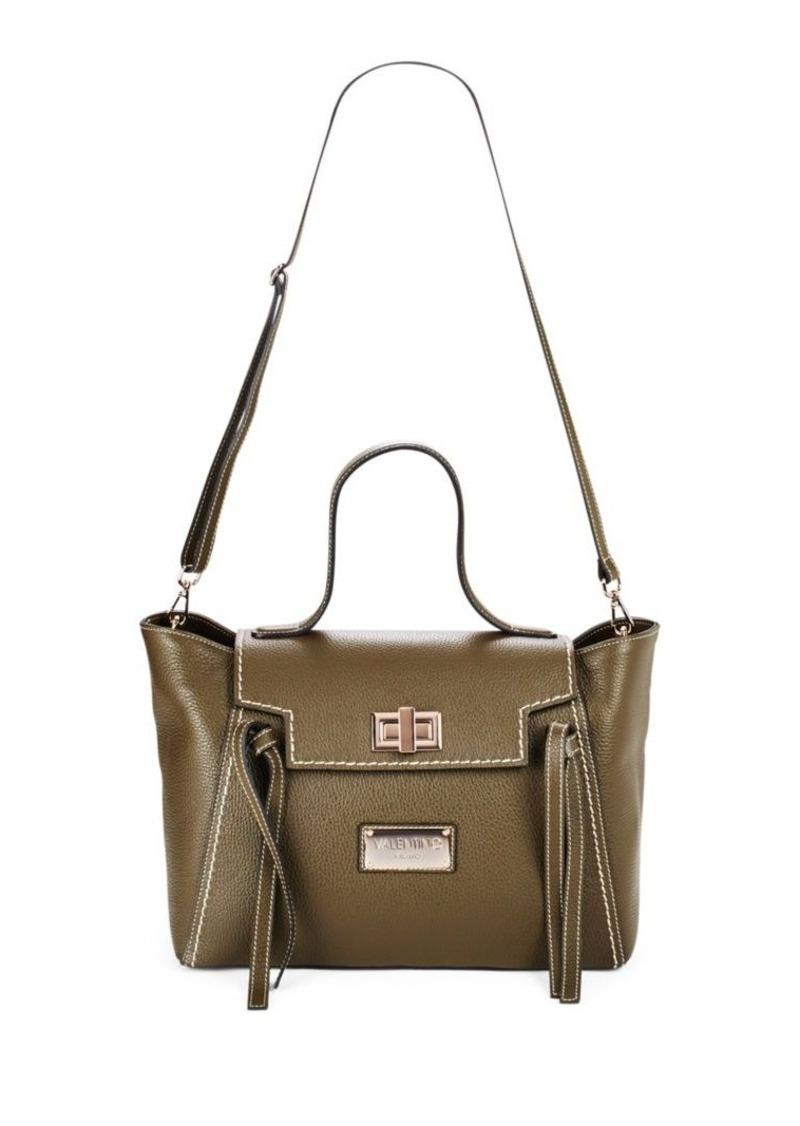 By Mario Camilla Leather Shoulder Bag