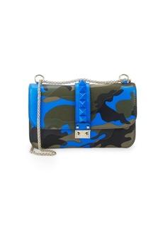 VALENTINO GARAVANI Camo Shoulder Bag