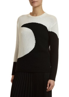 Valentino Cashmere Moon Sweater