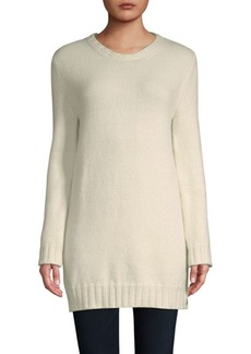 Valentino Cashmere Long Sweater