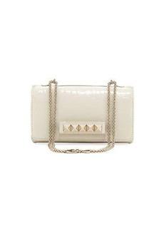 Valentino Garavani Chain Alligator Shoulder Bag