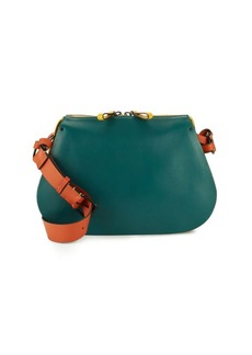 VALENTINO GARAVANI Colorblock Shoulder Bag