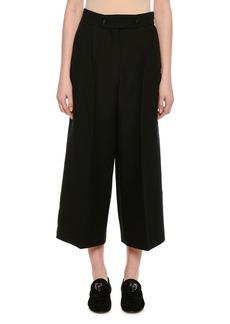 Valentino Crepe Couture Culottes
