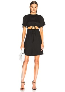 Valentino Cutout Mini Dress