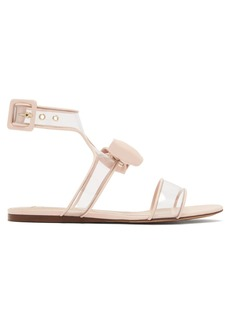 Valentino Dollybow bow-embellished leather sandals