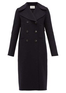 Valentino Double-breasted cashmere coat