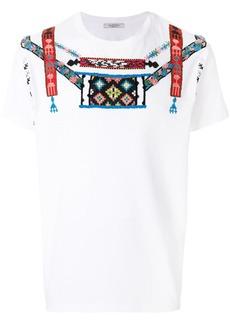 Valentino embroidered T-shirt - White