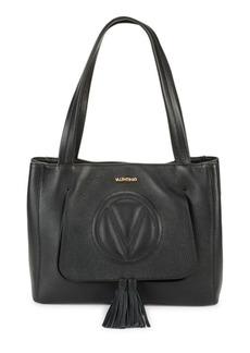 Valentino by Mario Valentino Estelle Leather Shoulder Bag