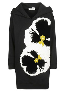 Valentino Floral Embroidered Sweater